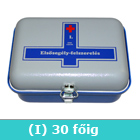 I elsősegély felszerelés (kék)