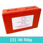 I elsősegély felszerelés (piros) - Mini