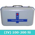 IV elsősegély felszerelés (kék)