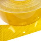 - Reflex szalag 50 mm - sárga